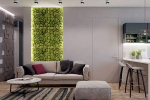 original-wall-decorating-ideas-with-green-moss-living-room-design